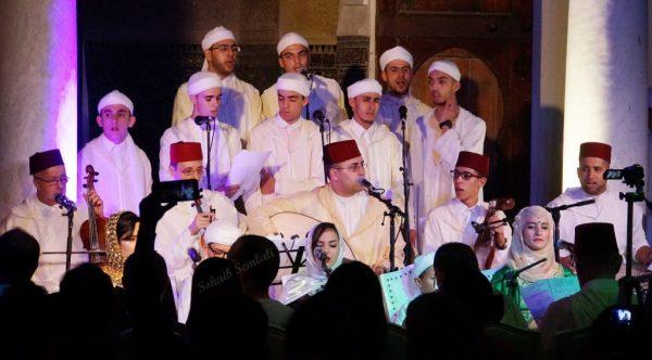 Groupe Anachid Hommes et femmes pour mariage religieux